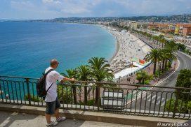 Panorama din Nisa