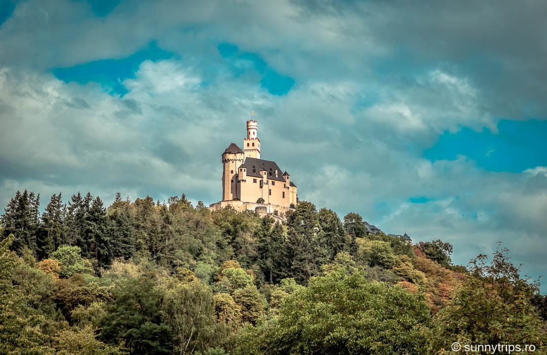 Castelul Marksburg